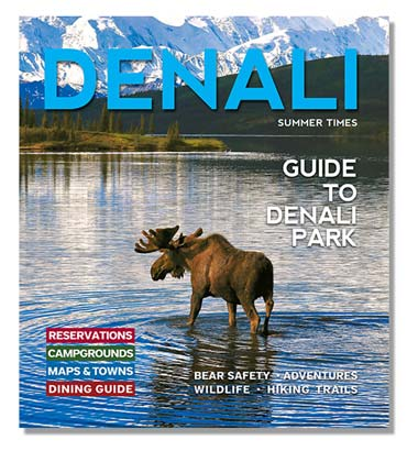 Denali Summer Times Cover
